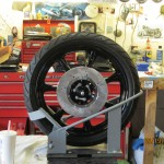 RD front wheel